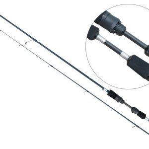 Lanseta Baracuda Black Pearl 1.80M, 1-5g, 2Buc