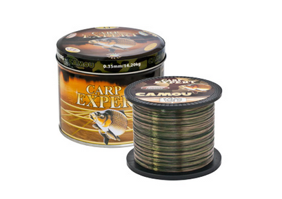 Fir Monofilament Carp Expert CAMOU 1000M, 0,25mm