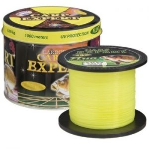 Fir Monofilament Carp Expert UV Fluo 1000M, 0,25mm