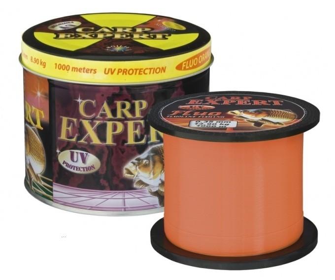 Fir Monofilament Carp Expert Fluo UV 1000M, 0,40mm
