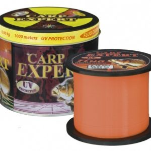 Fir Monofilament Carp Expert Fluo UV 1000M, 0,25mm