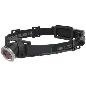 Lanterna Cap Led Lenser MH10, 600lm