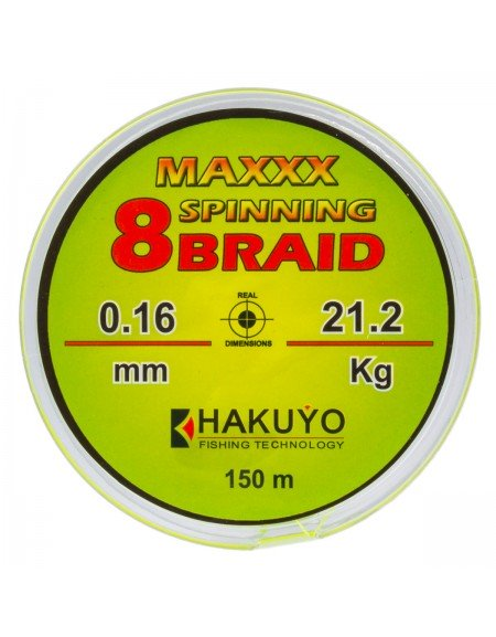 fir-textil-hakuyo-maxxx-spinning-8-braid-150m