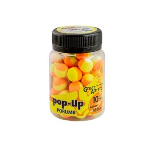 Pop up ADDICTED CARP BAITS Porumb